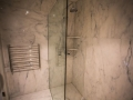 Imperial white bathroom cusotm panels