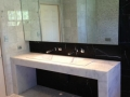 Imperial white vanity top