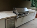 Emprador Light Marble BBQ