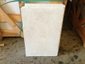 ivory white travertine