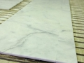 Imperial White marble 20mm slabs in stock