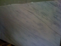 30mm Imperial White marble